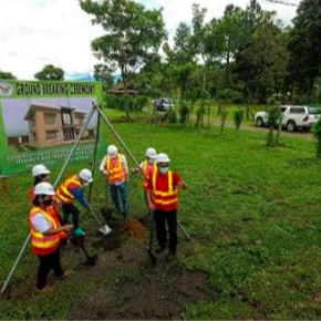 Livestock and research facility project inaugurated in Malaybalay Bukidnon