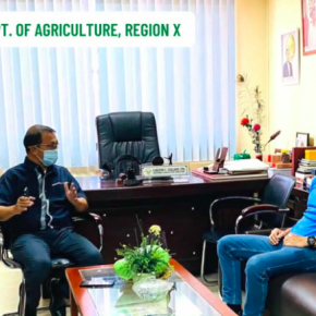 Manoy Zubiri laments very low prices of palay, corn; meets with DA