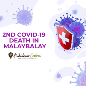 Second COVID death recorded in Malaybalay
