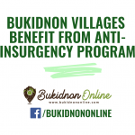 71 Bukidnon villages to benefit from Php 1.4 Billion anti-insurgency program