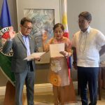 Flores shifts to Nacionalista Party, supports Roque candidacy