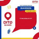 DITO Telecom now officially available in Malaybalay City Bukidnon