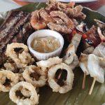 Try this Panagatan Restaurant Bilao Treat at Robinsons Valencia Bukidnon