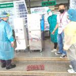 LGU Malaybalay donates medical equipment to Bukidnon Provincial Medical Center