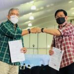 Lacson, Sotto file COCs for President, VP
